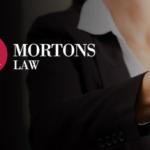 Mortons Law Banner