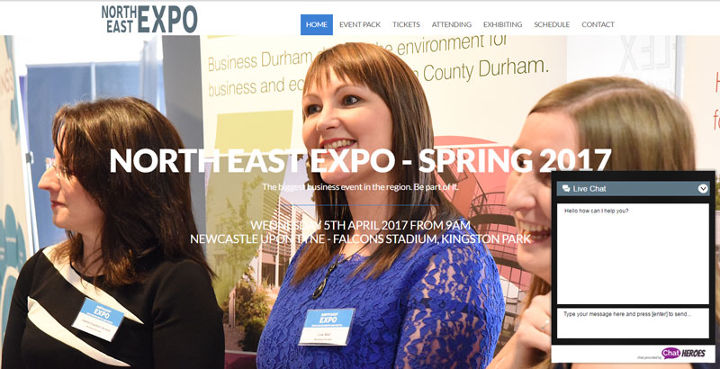 Fresh Start Events - North East Expo