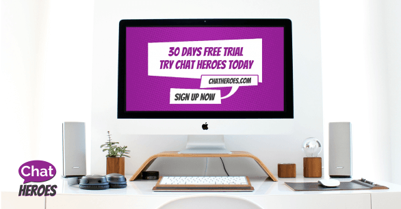 The Chat Heroes 30 Day Trial, How It Works
