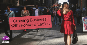 Growing Business with Forward Ladies