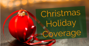 Christmas Holiday Coverage